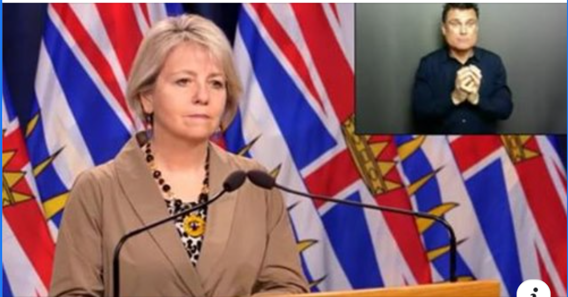 DEC. 2020 BC COVID UPDATE: ALL BUT 2 DEATHS IN LONG-TERM CARE HOMES